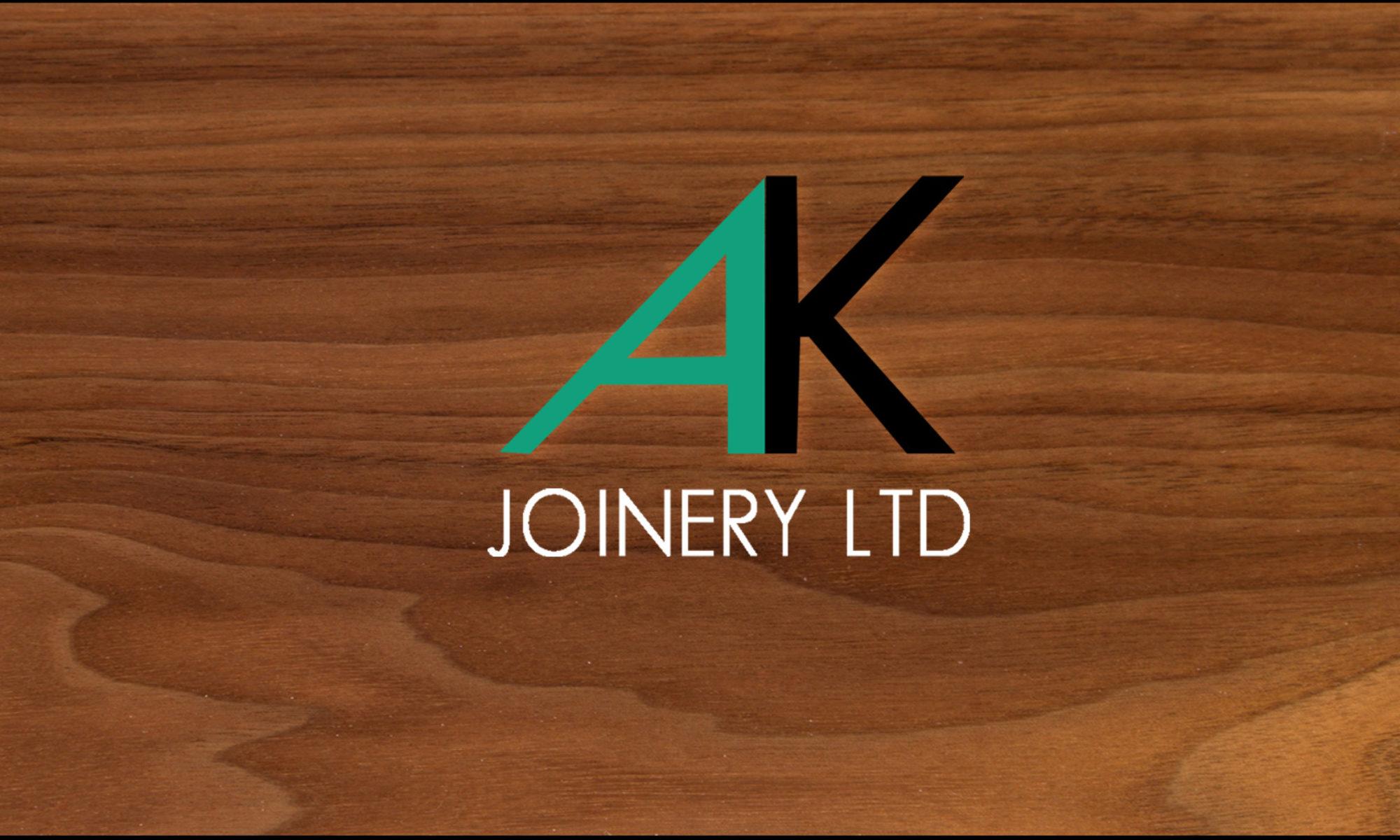 AK Joinery.
